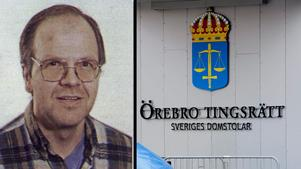 Kjell-Åke Johansson är dömd till livstids fängelse för mord.