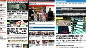 Aftonbladet, Dagens Nyheter och flera andra tidningar erbjuder sina läsare plus-tjänster.