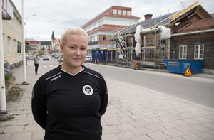 Alva Persson hoppas att insamlingen ska hjälpa familjen i sorgen.