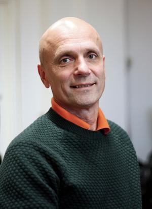Anders Jackson hoppas att ArosFortet ska öppna i Sundsvall nästa år.