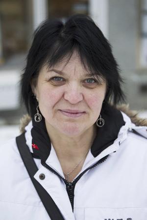 Annika Hansen 48 år, Ljusdal– Orättvisor i hela världen.