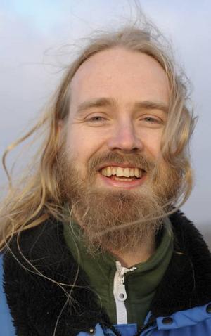 Ola Broqvist, arrangör på Luger och bördig från Sandviken.Foto: Scanpix