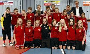 Stugsundsskolan blev distriktsmästare i fair play-turneringen för sjätteklassare.