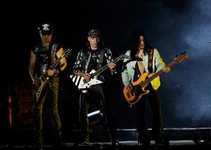 Delar av Scorpions.