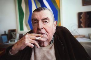 KONSTKRITIKER. Ulf Linde skriver en essä om hur vi ser konst.