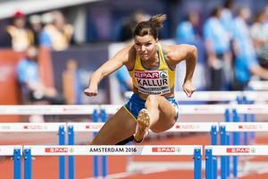 Susanna Kallur springer försök i EM.