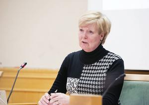 Ingalill Persson (S), landstingsråd, hörde av sig till Dalamoderaterna ledning efter beskedet om dödsolyckan. På tisdagen hålls en samling med tända ljus för att hedra Clas Jacobsson, berättar hon. (Arkivbild)