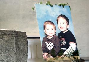 Saga och Max Jangestig mördades den 17 mars 2008. FOTO: KENNETH HUDD/VLT ARKIV