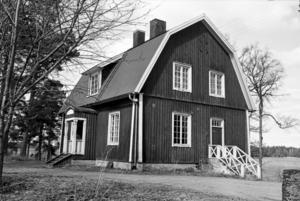 Kunskapshus. Sjöudden vid Muskan i Ösmo var rivningshotad men räddades och blev en framgångsrik naturskola.