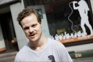 Mikael Strömmer, 25 år, Stockholm