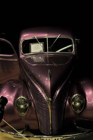 En Ford Coupe från 1938.