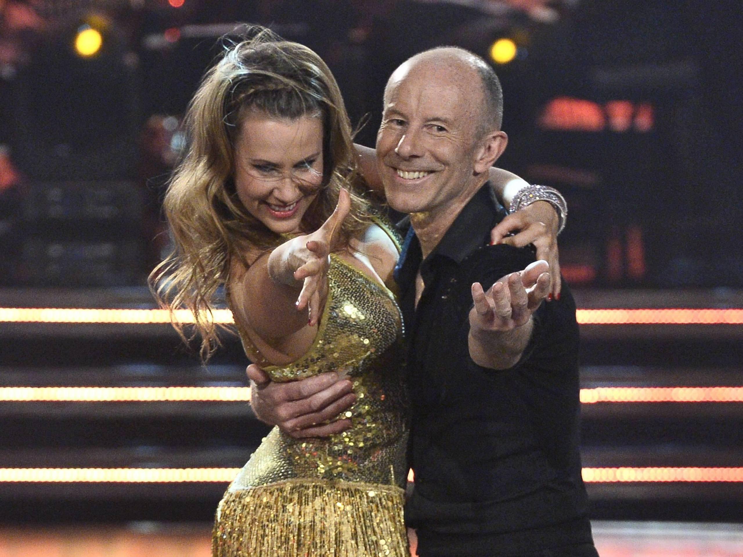 Martin och cecilia vann lets dance