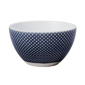 Skål med blått mönster kostar 99 kronor och finns på Hemtex.