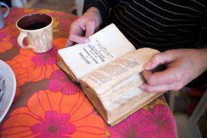 Nicklas senaste loppisfynd är en bok från 1700-talet, som fanns att köpa på Erikshjälpen i Söderhamn för bara 40 kronor.