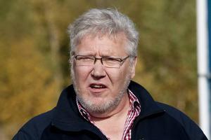 Anders Jönsson, projektansvarig för Sjöräddningssällskapet.