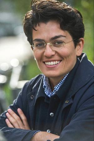 Lawen Mohtadi har skrivit den första riktiga biografin om Katarina Taikon, Den dag jag blir fri.Foto: Leif R Jansson/Scanpix