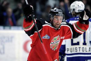 Mikael Pettersson kommer att hyllas i samband med derbyt mot Timrå på torsdag hemma i Fjällräven Center.
