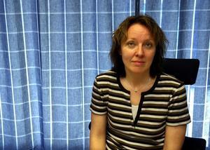 Tagen på sängen. Beskedet om regeringens nya åtgärdsprogram fick Carina Gustavsson först i onsdags förra veckan.