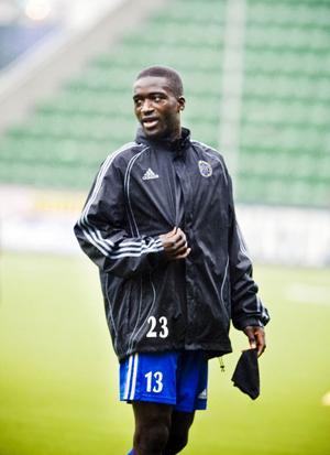 Alieu Jagne fortsätter sin fotbollskarriär på Island. Yttermittfältaren är klar för andraligalaget Haukar.