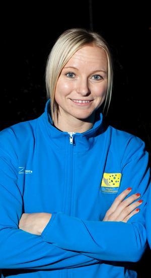 Karolina Widar, 33 år, VM-vinnare i innebandy, Västerås:
