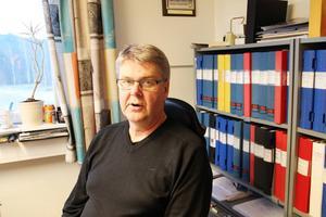 Börje Andersson är lokal ordförande för teknikcollege i Hofors och vd på Bäckströms mekaniska.