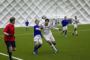5. Även Hälsinglands P16-lag i fotboll har tagit sig vidare till ett slutspel. Detta efter kvalspelet i Postnord Cup i Ljusdal.