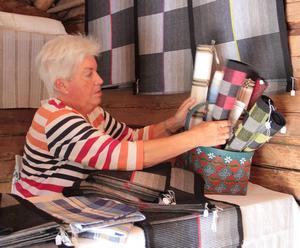 Sigrid Bågedahl har cirka 40 års erfarenhet av att vara med i kyrkstallarna.