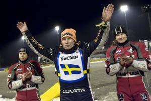 Dubble världsmästaren Per-Olof