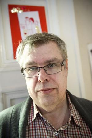 Ulf Linde enhetschef säger att gemenskapen vid julbordet är mycket viktigt.