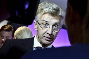 Vad ni än gör, skjut inte budbäraren, Migrationsverkets generaldirektör Anders Danielsson.