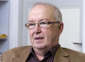 Hans Degerman slutar som vd, men kommer även i fortsättningen att stå till styrelsens förfogande som rådgivare.Foto: Leif Larsson/Arkiv