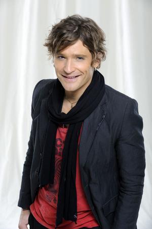 Andreas Johnson tävlar med låten Lovelight i Melodifestivalens tredje deltävling som går av stapeln i Leksand i kväll.