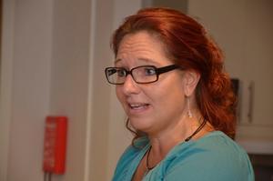 - Anhörigskapet är inte bara en börda. Man gör det av kärlek också, säger anhörigkonsulent Carina Oskarsson.