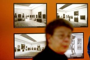 Mannen, myten. Minnet av den legendariska museichefen Philibert Humbla hyllas i Länsmuseets jubileumsutställning som öppnar i Gävle i dag.