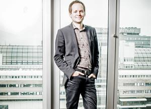 Jan Prokopec, vd för sajten Blocket.