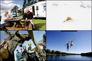 """Turismen utgör en stor del av länets näringslivet och Anne Adsten, turismutvecklare på Jämtland-Härjedalen Turism ser en förklaring till varför omsättningen bara ökar. """"Vi har genomfört en del satsningar för att locka till oss turister och det verkar ha varit framgångsrikt""""."""