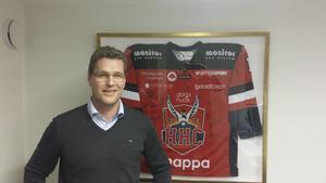 Torbjörn Klaar har nu klivit in i sin roll som sportchef för Hudik Hockey.