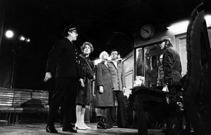 Teaterpjäsen Fara å färder spelades 1975 av regionteatern.