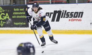Marcus Andersson slog målrekord i Borlänge Hockey
