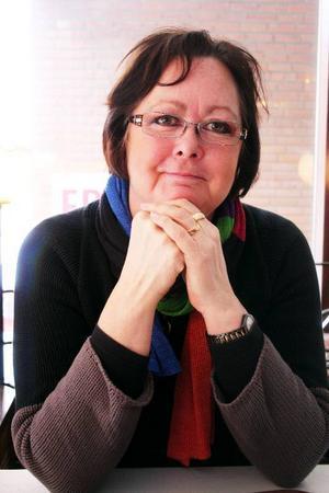 – Jag har alltid gett råd och stöttat i förändringsprocesser. Nu är det jag som sitter på andra sidan skrivbordet och får känna hur det är, berättar Karin Gunnarsson.