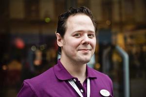 Niklas Persson, BR-Leksaker, har inte märkt någon skillnad i leksaksförsäljningen under ramadan.