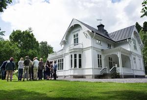 Villa Kaptensudden.