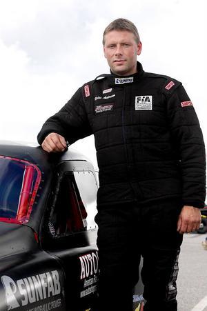 Niclas Andersson, vinnare av top doorslammer.
