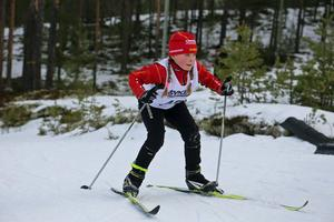 Det bjöds på fartfyllda tävlingar i Svegsterrängen.