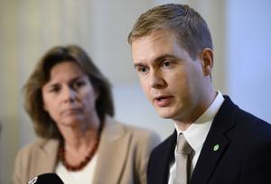 Det går mycket bättre för De gröna i Finland än i Sverige