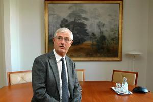 Sverker Martin-Löf PO-anmäler Svenska Dagbladets granskning.