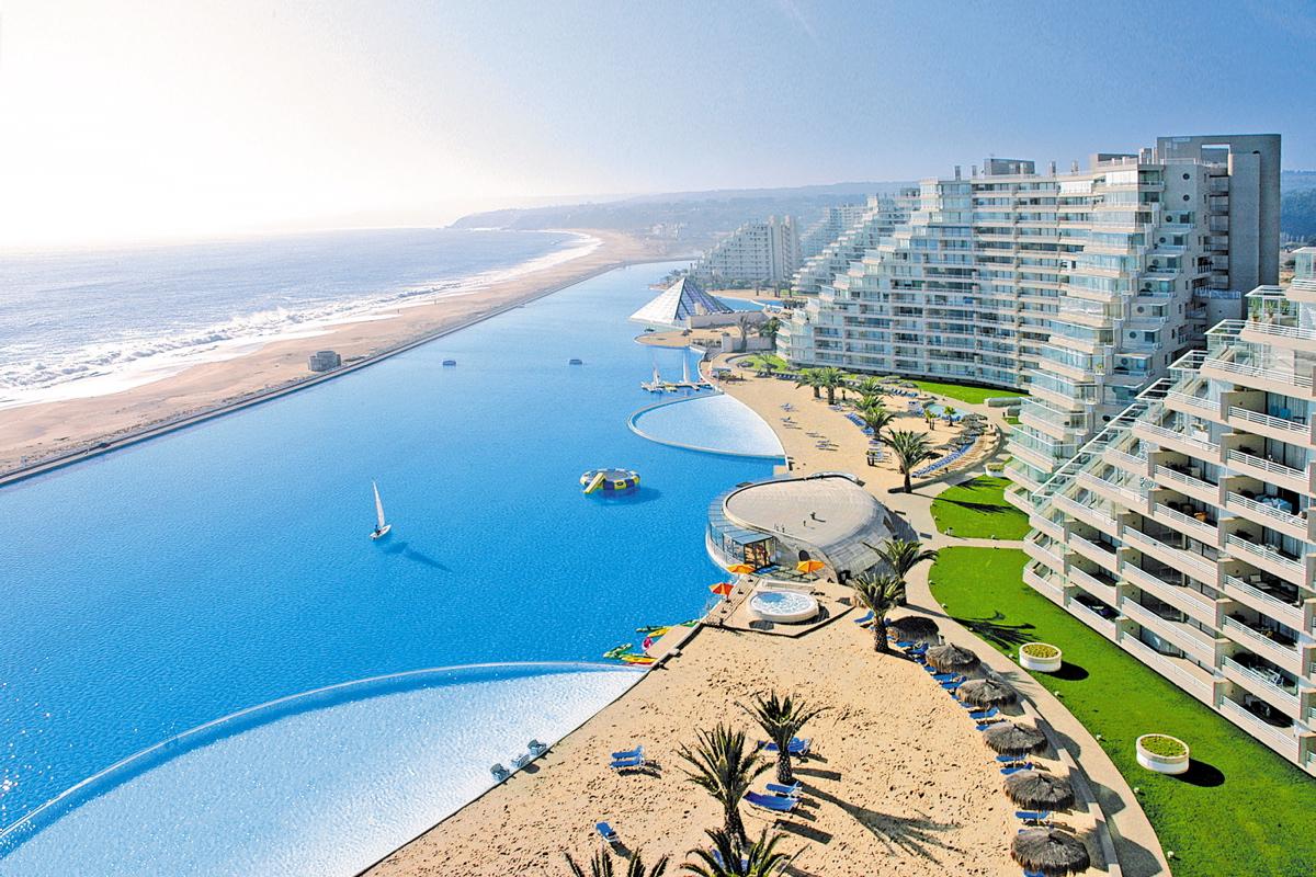 världens största pool