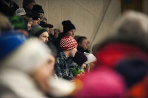 418 åskådare tog sig till Järvsö Arena för att se Järvsö vinna mot Gävle.