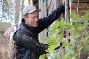 – Fäbodarna hör till vårt kulturarv. Därför är det jättebra att kunna bevara färbodmiljöer till eftervärlden. I Ovanåkers kommun finns så väldigt fina fäbodar. De är stora och fina, säger Per Norgren.