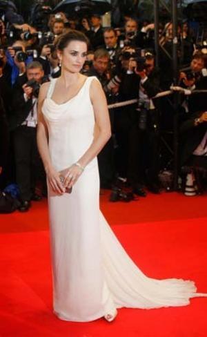 Penélope Cruz besökte Cannes i fjol med Woody Allens film